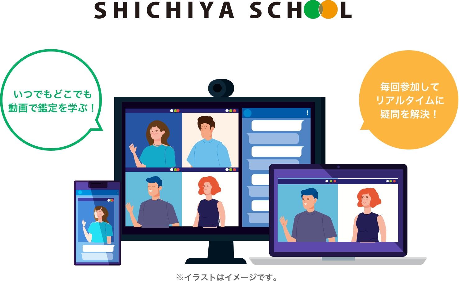 質屋学校 SHICHIYA SCHOOL